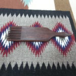 Weaving Combs & Finishing Combs By Artie Aragon - 08